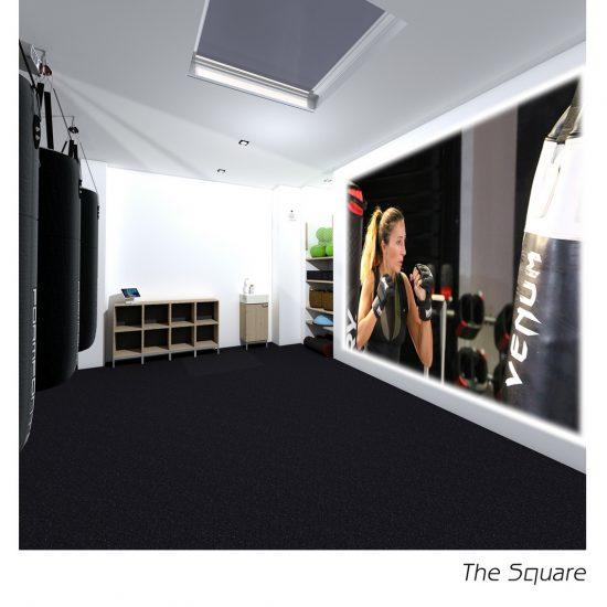 The Square studio Marseille 13005